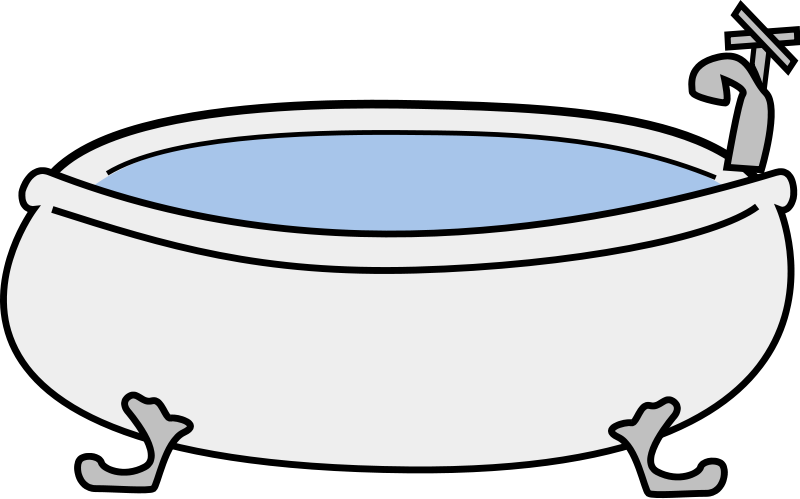 Bathtub 20clipart.