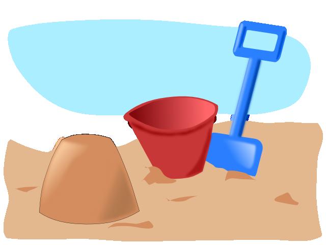 Beach Clipart.