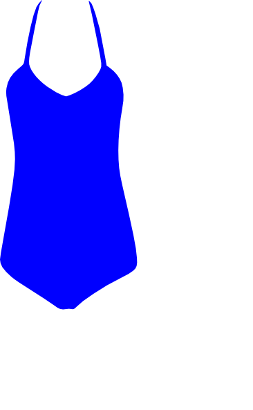 Swimming costume clipart.