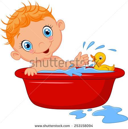 "bath_time"" Stock Photos, Royalty."