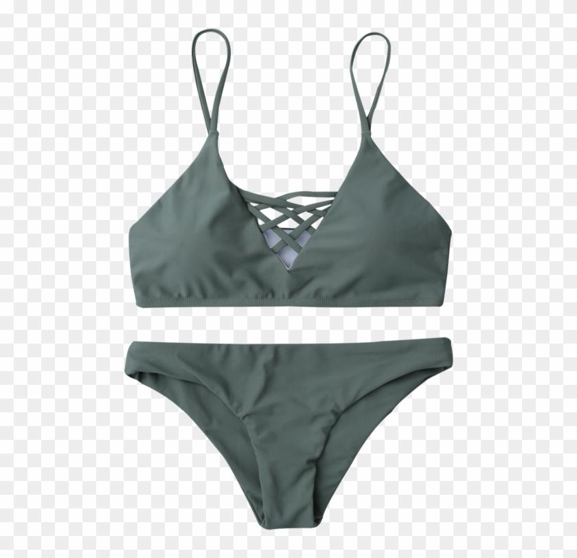 Transparent Swimsuit Lace.