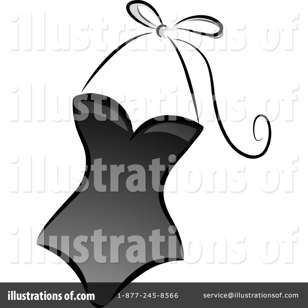 Bathing Suit Clipart #1212169.