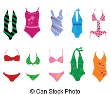 Swimwear Illustrations and Clip Art. 5,381 Swimwear royalty free.