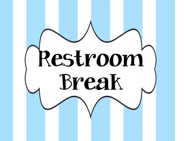 Bathroom Clipart. Boy Bathroom Symbol. Boys In Bathroom Clipart.