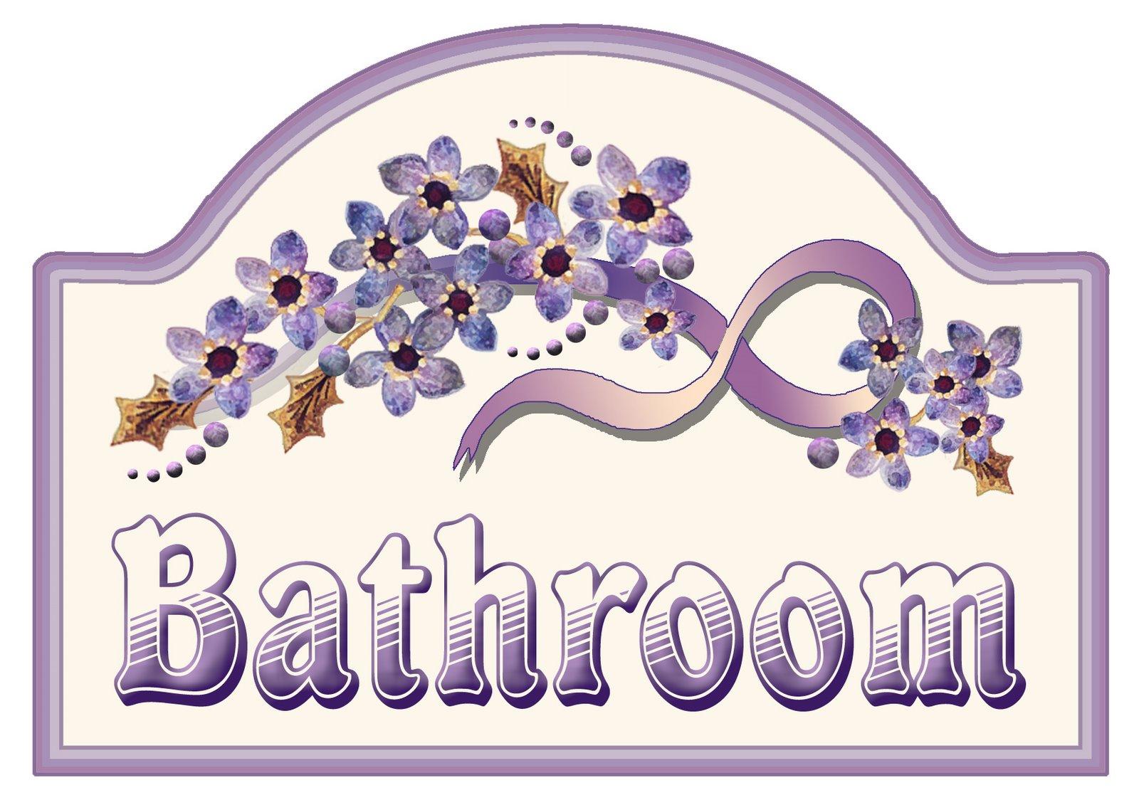 Clipart Bathroom Ideas.