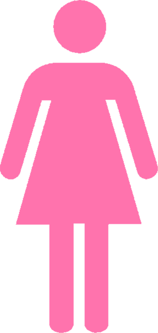 Free Girls\' Bathroom Cliparts, Download Free Clip Art, Free.