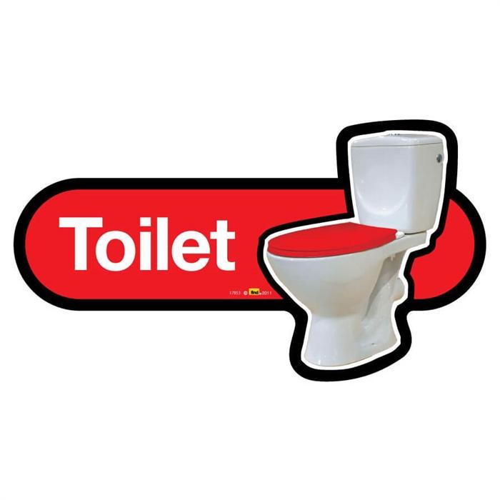 Signs For Bathroom Toilet~Minimum Order Requirement.