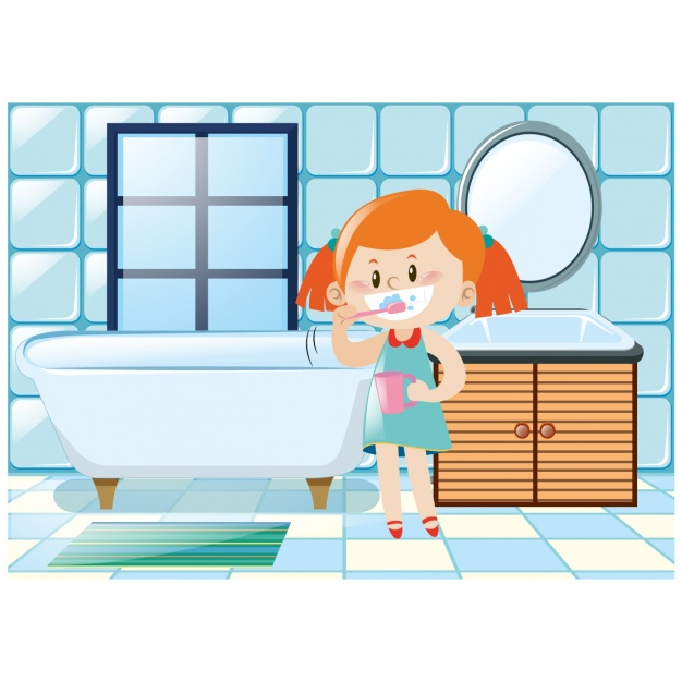 Bathroom Vectors, Photos and PSD files.