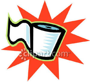 White_Bathroom_Tissue_Roll_Royalty_Free_Clipart_Picture_081111.