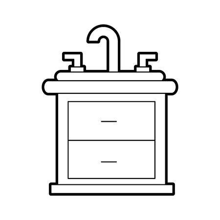 845 Vanity Bathroom Stock Illustrations, Cliparts And.