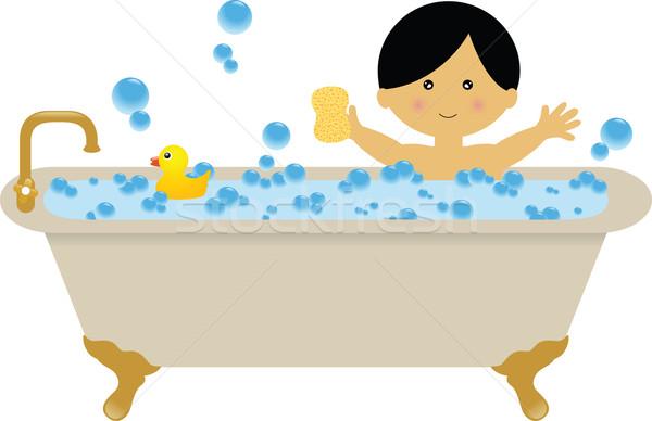 Take A Bath Clipart.