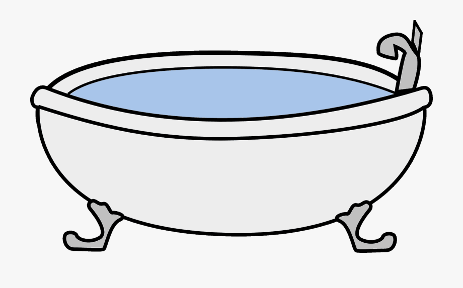 Bathtub Clipart , Transparent Cartoon, Free Cliparts.