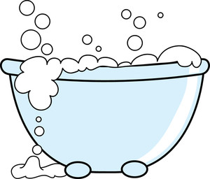 Free bathtub clipart 4 » Clipart Station.