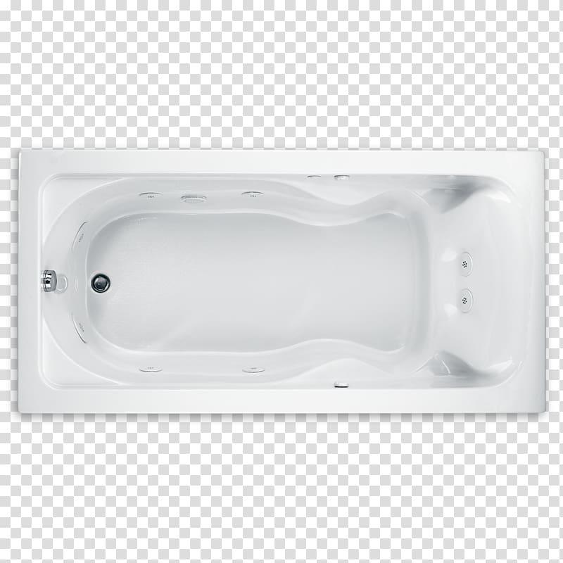 Empty white bathtub, Bathtub kitchen sink Tap, bathtub.
