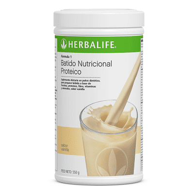 Batido Nutricional Proteico.