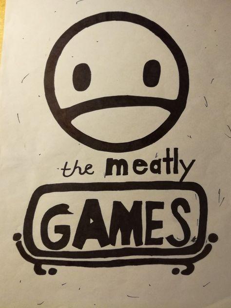 BATIM The Meatly Games logo.