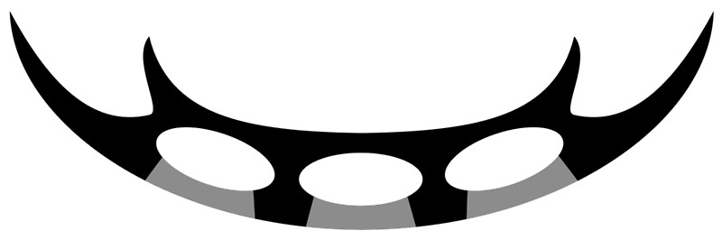 Bat Leth Clipart Clipground