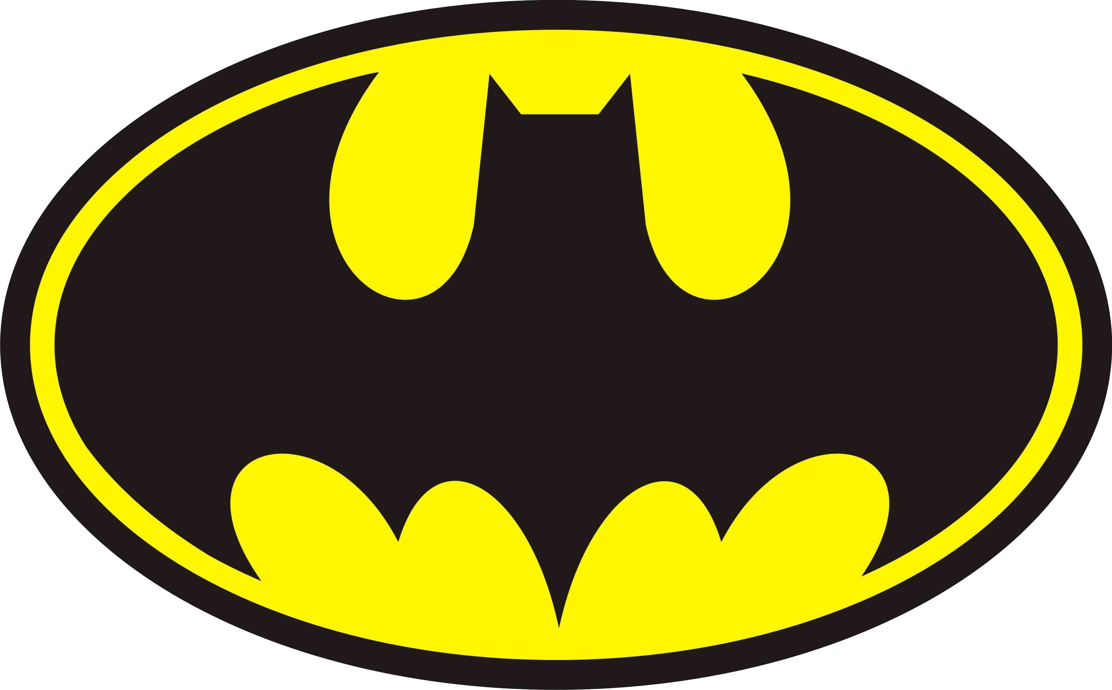6518 Batman free clipart.