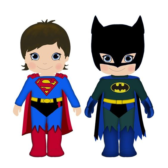Batman And Superman Clipart, Superman Free Free Clipart.