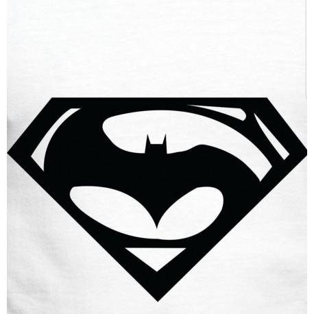 Batman Vs. Superman Logo Wall Display.