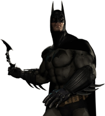Batman Arkham City Clipart.
