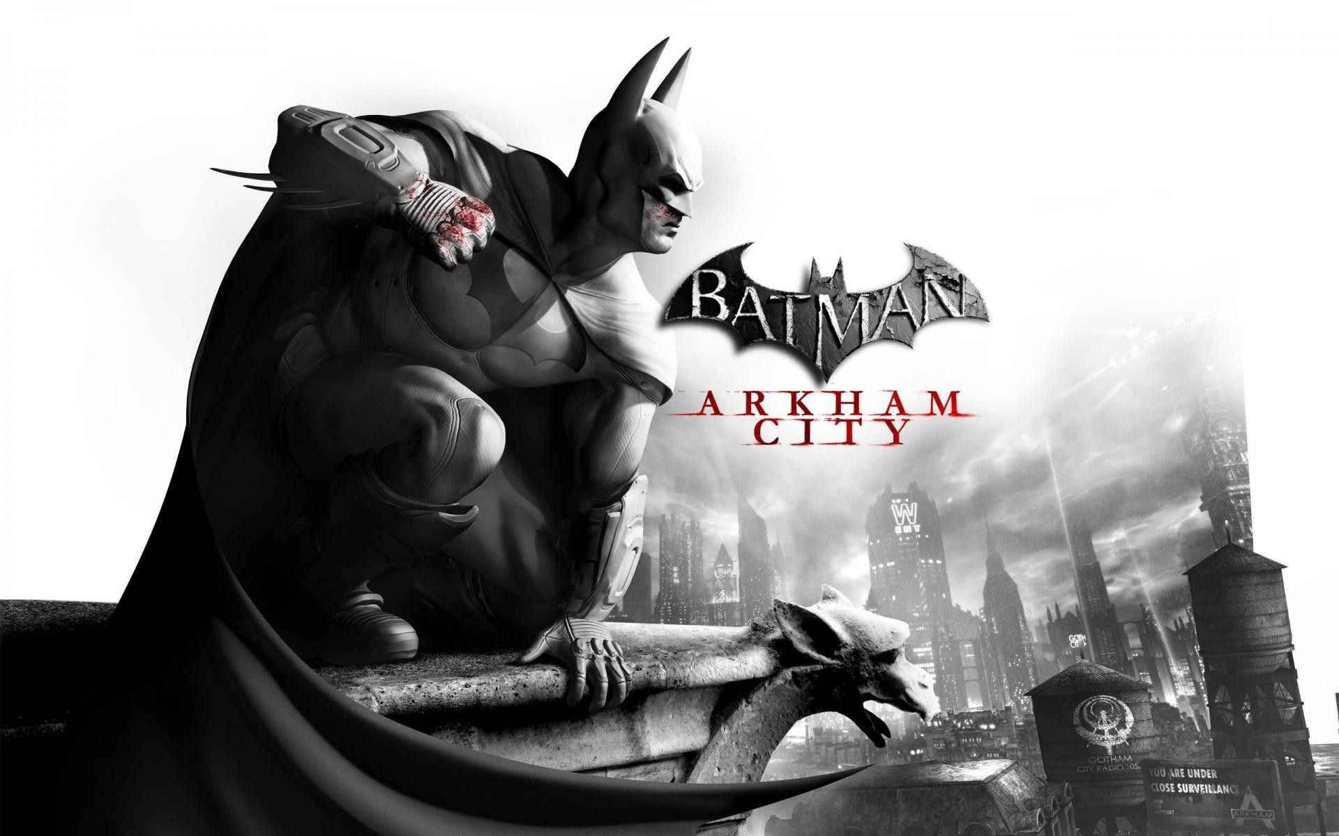 Batman Arkham City Iphone Clipart.