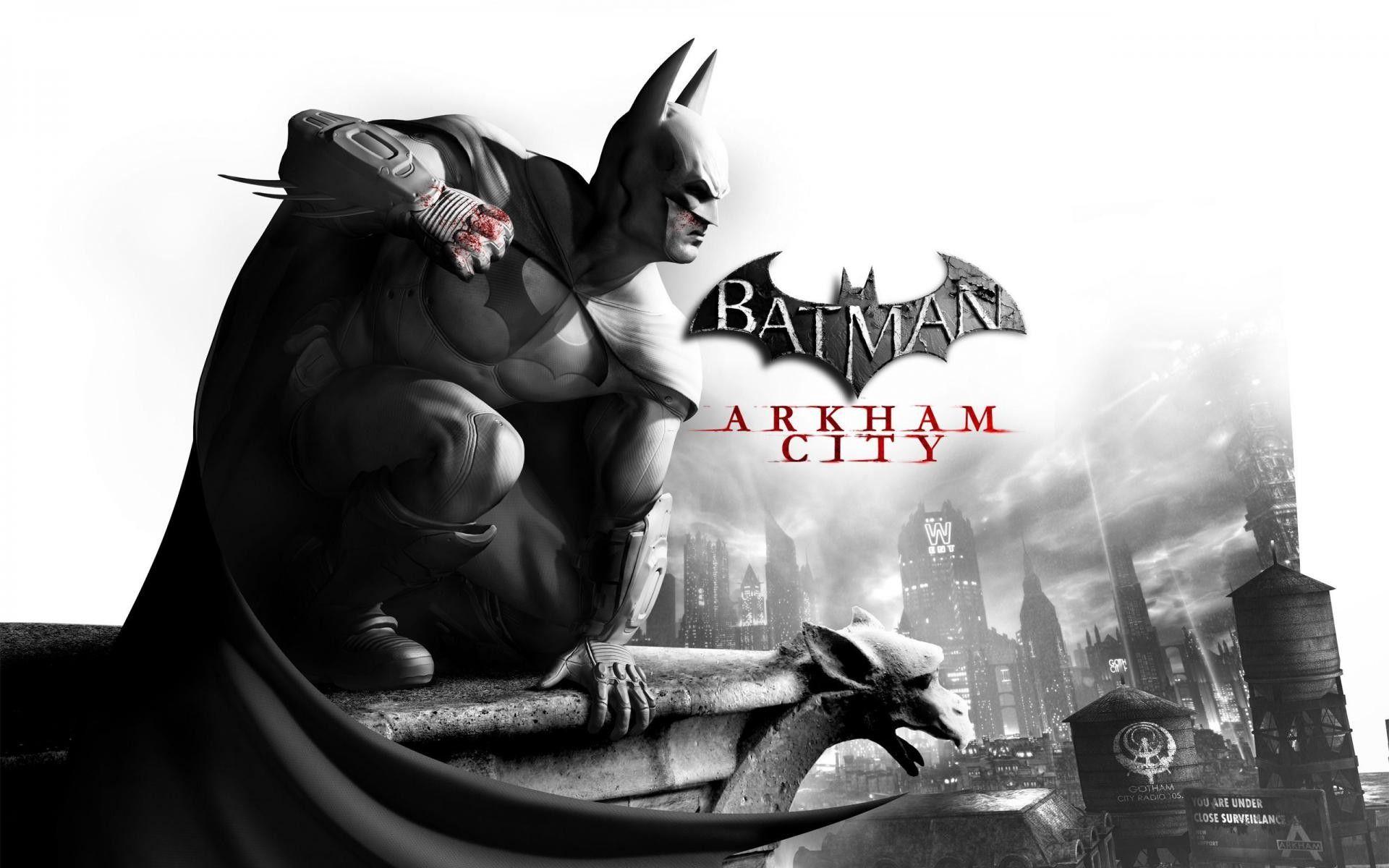 Batman Arkham City Riddler Wallpaper Hd