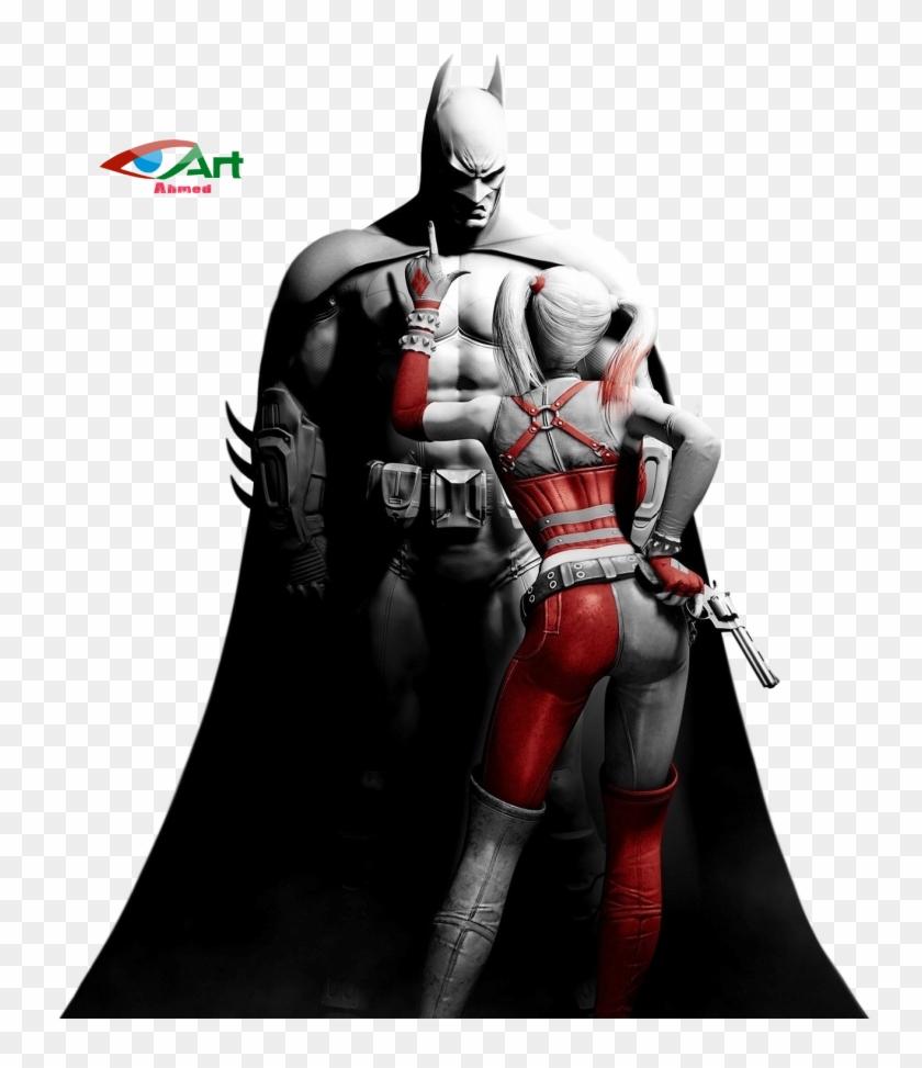 Batman Arkham City Png Photo.