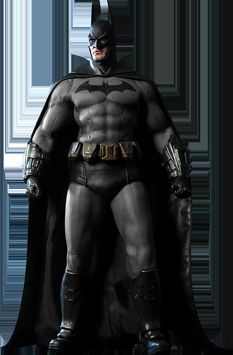 Download Free png Batman Arkham City PNG Pic.
