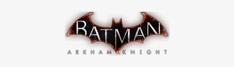 Arkham Knight Logo.