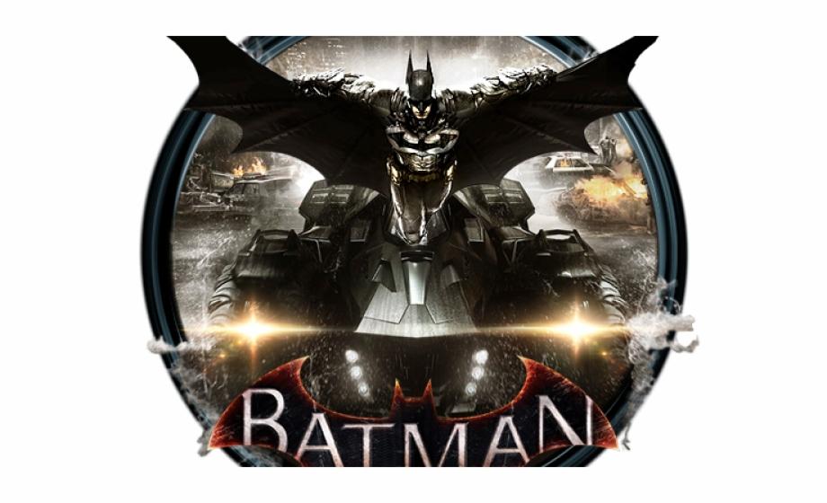 Background Batman Arkham Knight, Transparent Png Download For Free.