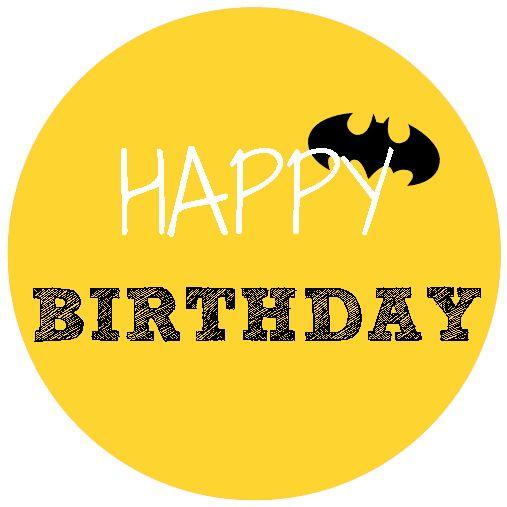 Happy Batman Cliparts.