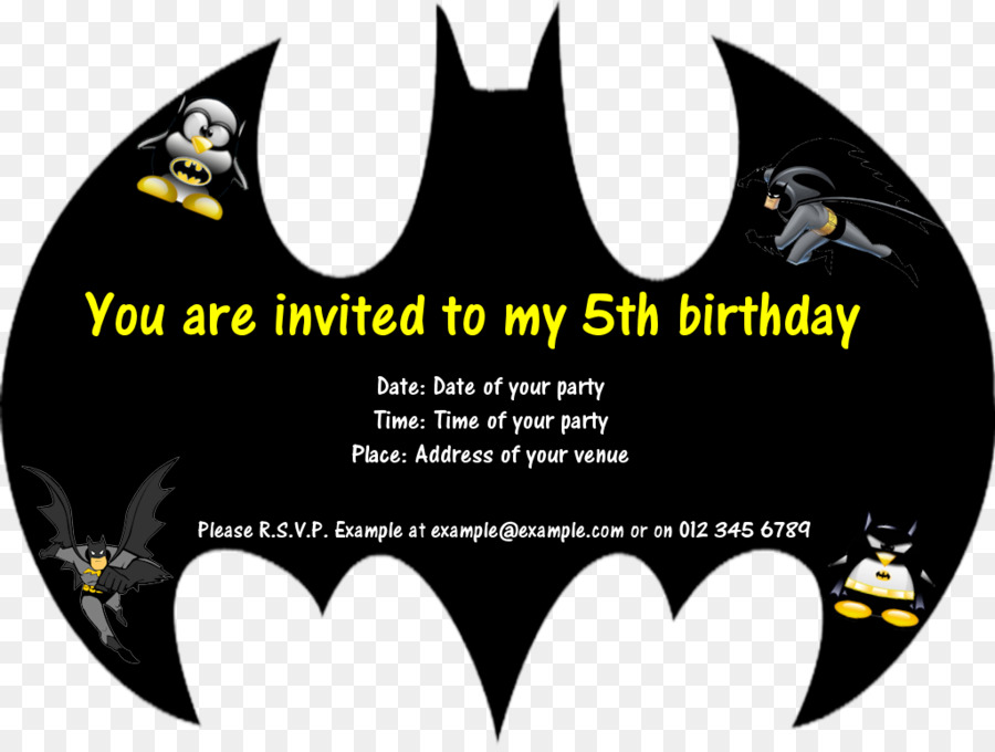 Birthday Party Invitationtransparent png image & clipart free download.