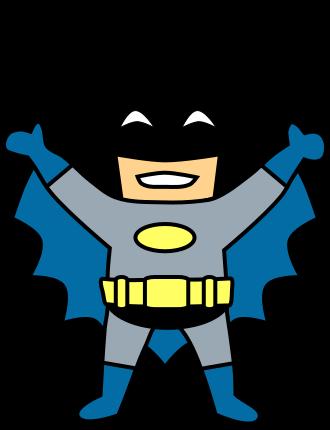 File:Batman Clipart.svg.
