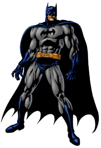 Batman Clipart Black And White.