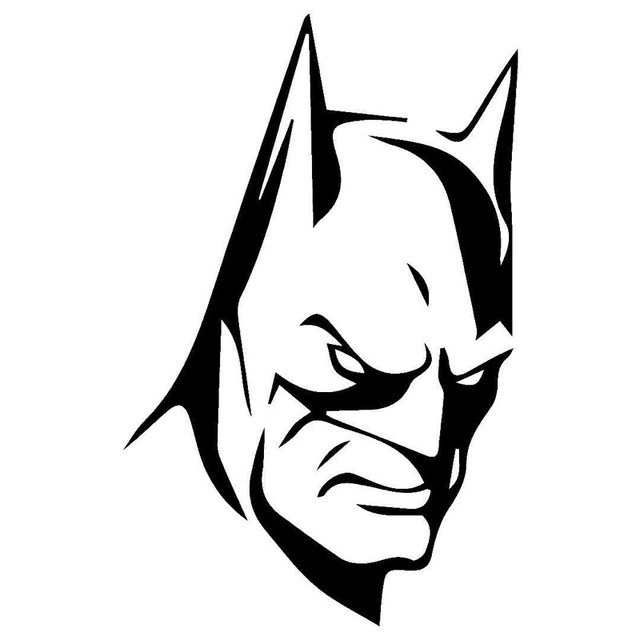 Batman Images Black And White.