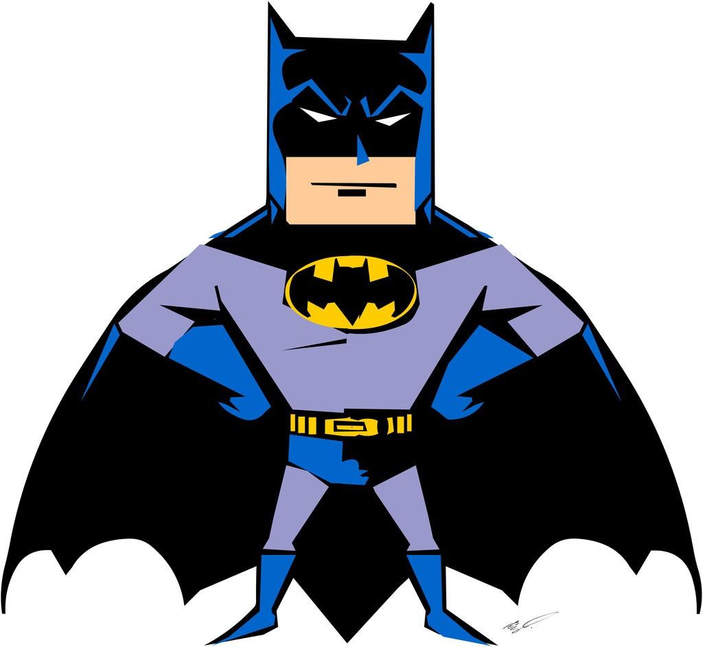 Batman Clip Art.