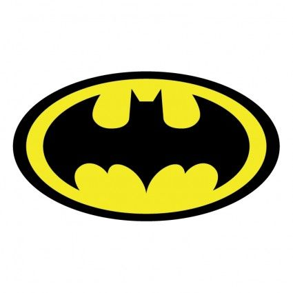 Batman Template Printable Cake.