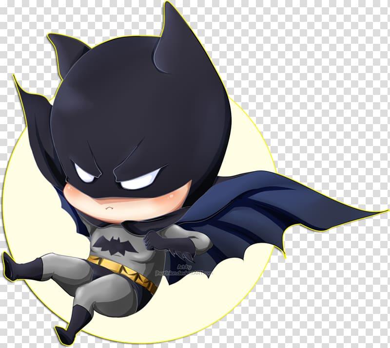 DC Batman , Batman Drawing Chibi , hero illustration.