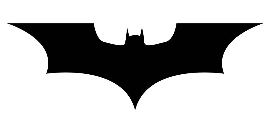 Details about IRON ON BATMAN DARK KNIGHT LOGO TRANSFER MOVIES TV JOKER  FANCY DRESS T.