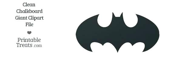 batman emblem printable.