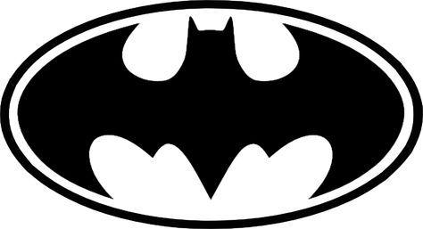 Batman Logo Clip Art at Clker.com.