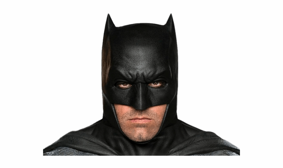 Batman Mask Clipart Cyborg.