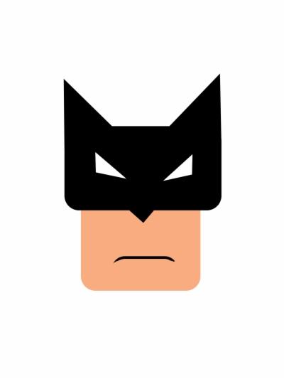 Result for batman face png.