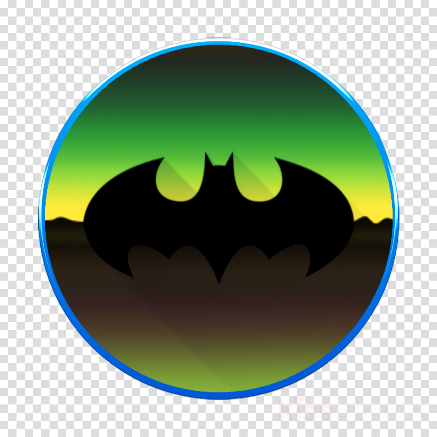 bat icon batman icon hero icon clipart.