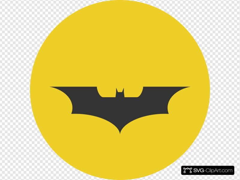 Batman Clip art, Icon and SVG.