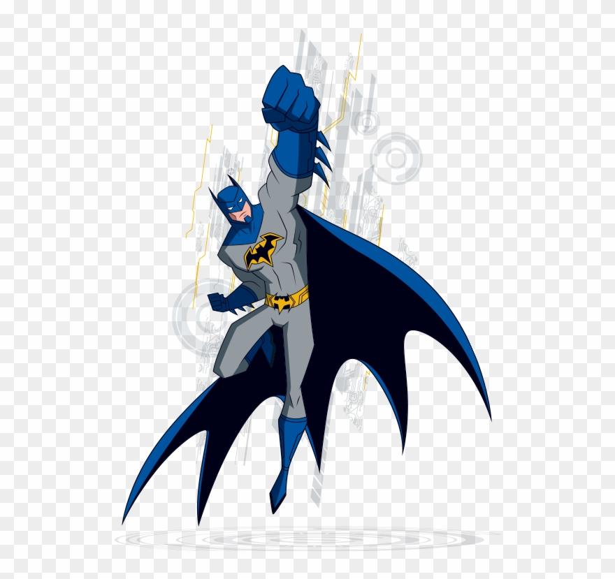 Dc Kids Batman Clipart (#2102482).