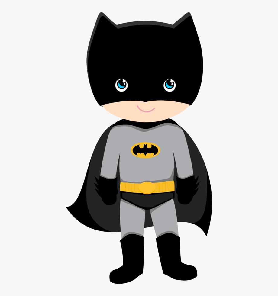 Batman Kids , Transparent Cartoon, Free Cliparts.