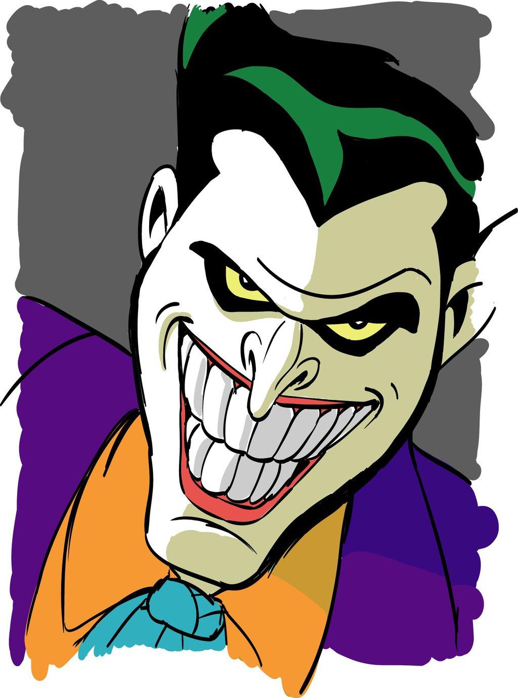 batman joker clipart #3