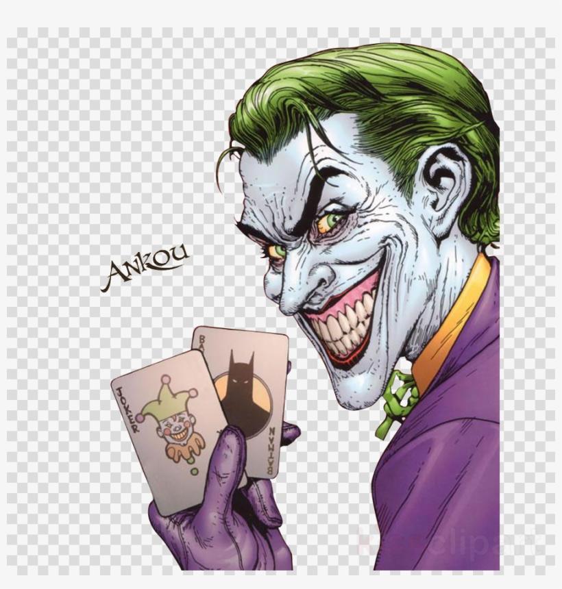 batman joker clipart #4